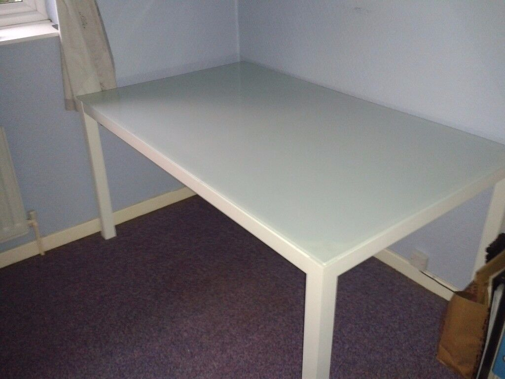White Dining/Office table