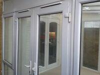 CONSERVATORY 3mt x 3mt TOP QUALITY WITH FRENCH DOORS AND FITTED BLINDS.