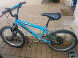 BMX bike for 8-10 yo