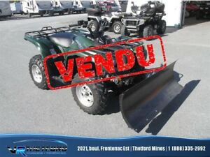 2011 yamaha  Grizzly 700 EPS power stering !!
