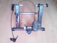 Gist fluid ride cycle trainer.