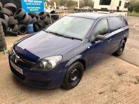 2006 Vauxhall Astra Club - 1.2 CDTI 90 BHP - 93K miles - 6 Speed - HPI clear - Mot NOV 2018