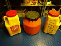 Flare waterproof containers