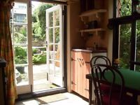 2 bedroom character cottage with garden nr. Penzance