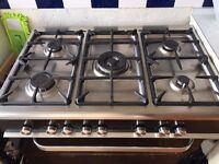 Kenwood CK305-1 Dual Fuel Range Cooker - MUST GO BY 29/9