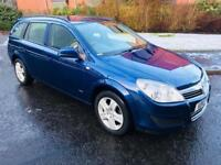 FULL SERVICE HISTORY++ASTRA ESTATE 1.4 CLUB++1 YEAR MOT++DRIVES GREAT++