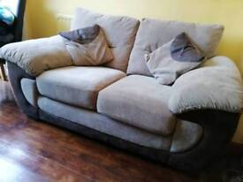 2 x Sofa's. (£150 each or £250 for both)