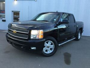 2012 Chevrolet Silverado 1500 SUNROOF , LEATHER INTERIOR, BLUETO