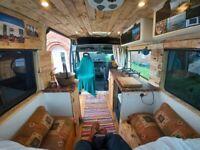 2008 Renault Master ambulance campervan conversion