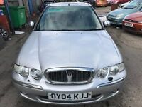 2004 Rover 45 Connoisseur Stunning Condition long MOT