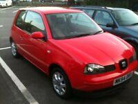 2004 SEAT AROSA 1.0 LITRE MPI