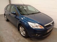 FORD FOCUS , 2009/59 REG , ONLY 40000 MILES + HISTORY , YEARS MOT , FINANCE AVAILABLE , WARRANTY