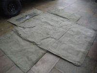 land rover series 88inch canvas hood