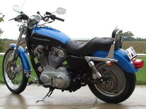 2004 harley-davidson XL883C Custom   Stage 1 Exhaust and Progres London Ontario image 2