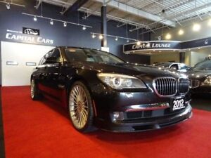 2012 BMW 7 Series ALPINA / X-DRIVE / NAVIGATION / NIGHT VISION