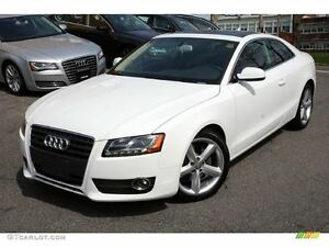 2009 Audi A5 3.2L.Quattro. Rare 6 Spd. Non Accident