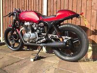 Honda CB400N Cafe Racer
