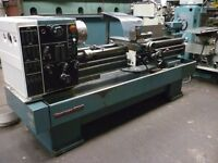 HARRISON M350 GAP BED CENTRE LATHE 60""