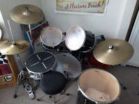 Complete Drum Kit