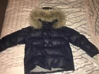 Jimmy B coat