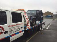 isuzu nqr 70 crewcab recovery truck
