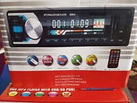 brand new Car Stereo Radio Not Cd Player but MMC sd usb mp3 AUX