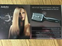 BaByliss Heated Smoothing Brush - Used Once £50
