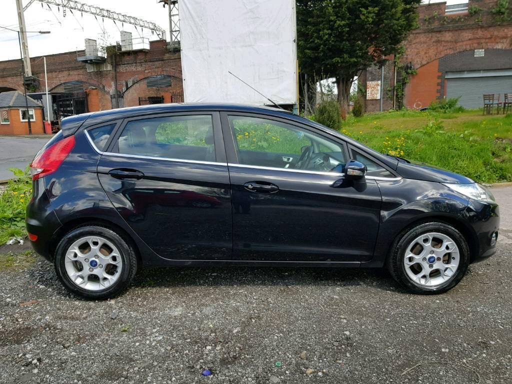 Ford fiesta 2012 1 4 diesel for sale low mileage long mot 12 month mot 12 month