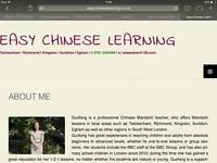Full time Chinese Mandarin tutor in Richmond & London