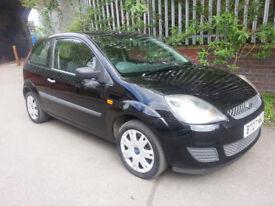 Fiesta 1.2 3DR black