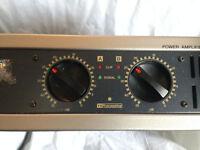 YAMAHA P2500S AMP (350 Watts)