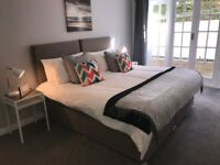 Two bedroom serviced apartment in Leamington Spa for short stays