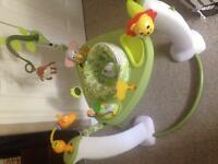 Exersaucer brand new condition