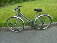 Ladies Sport Utility Bicycle