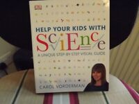 Carol Vorderman Maths and Science Books