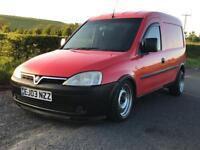 Vauxhall Combo 1.7Di (car derived van)