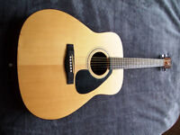Yamaha FG 403MS , Solid Spruce Top, Very Rare Guitar, Sounds and Plays really good!