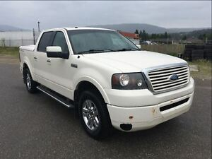 2008 Ford F-150 Limited