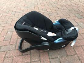 Cybex Aton Stage 1 car seat & isofix base