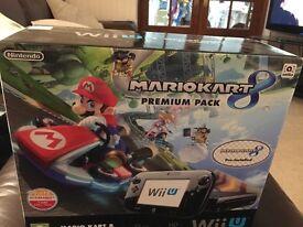 Mariokart wii game premium pack