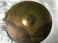 Zildjian A Series Earth ride (urgent & rare) SEND OFFERS