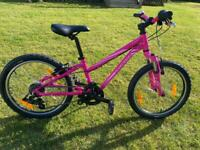Girls Specialised Hot Rock 20 bike