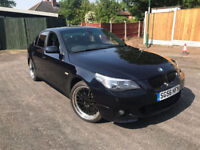2006 BMW 530D DIESEL M SPORT MANUAL FULL SERVICE HISTORY NO OFFERS
