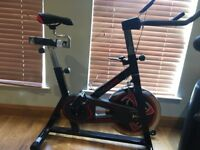 Spin Bike for sale *new ~ used once*