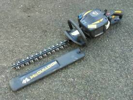 Mcculloch petrol hedgecutter in good working order