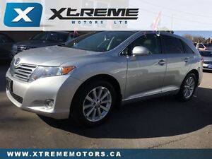 2009 Toyota Venza AWD / LEATHER SEATS/ PANORAMIC ROOF