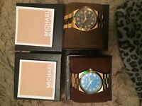 Micheal kors ladies watches