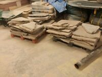 York Stone 2 small pallets no longer available