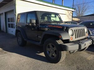 2010 Jeep Wrangler Mountain 114$/sem
