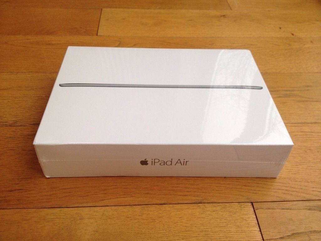 APPLE IPAD AIR 2 SILVER 64GB // BRAND NEW // SEALED BOX ...